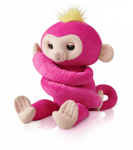 Fingerlings Hugs Bella